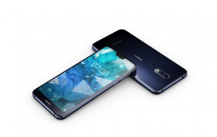 Nokia 7.1 Smartphone Menengah dengan Layar HDR10