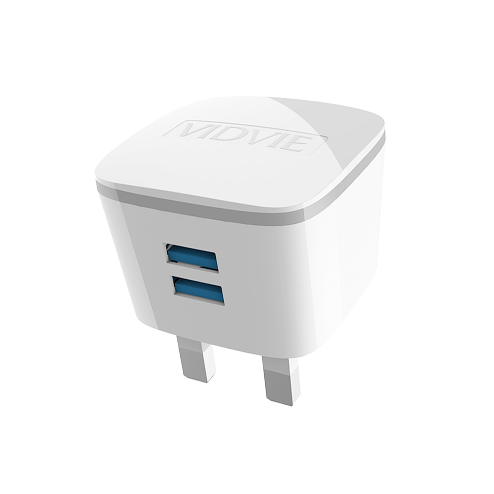 Vidvie 2 Usb Port Iphone Charger Plb103 Cable Included Ple207 Home